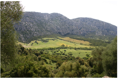 Valle di Lanitto